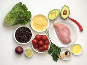 Mexikanische-Burrito-Bowl-Rezept-kleingenuss.de-Salat-foodblog