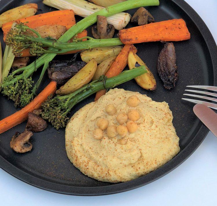 Ofengemüse-mit-Hummus-vegan-vegetarisch-foodblog-Rezept-kleingenuss.de-11