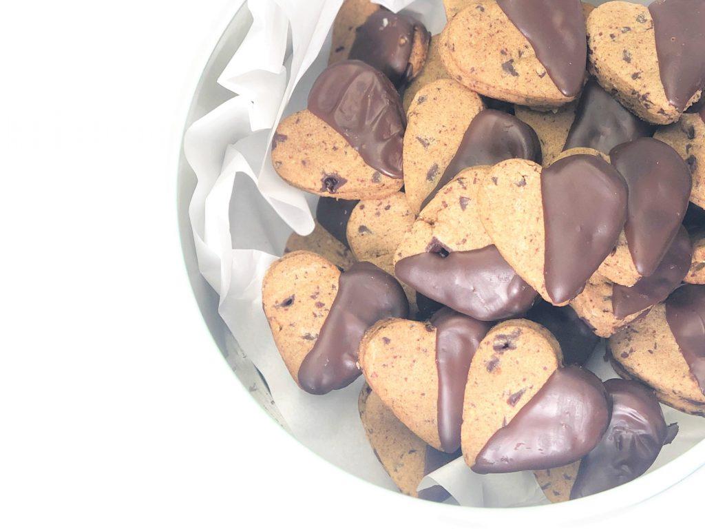 Weihnachtsgebäck-Mignon-Herz-Schokoladenkeks-paleo-ohne Mehl-ohne Kristallzucker-kleingenuss.de-9