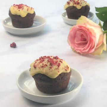 Schokoladenmuffins-muffin-schokolade-lowcarb-ohne Mehl-ohne Zucker-köstlich-einfach-Rezept-kleingenuss.de-6